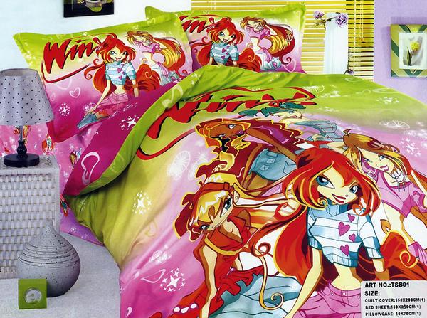 Детское постельное белье Boy&Girl csd050