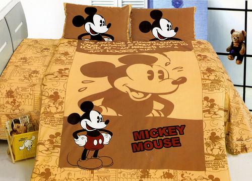 Детское постельное белье Mickey Mouse 1061-01