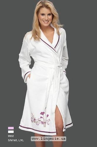 Женский халат Virginia Secret Pink V6