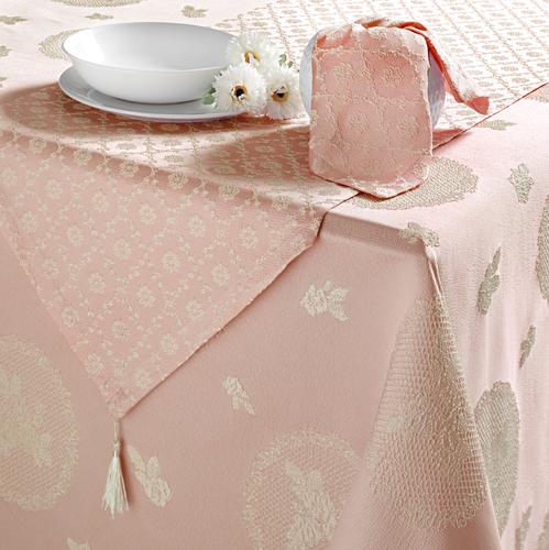 Набор салфеток LACEY NAPKIN Pink (6 шт)