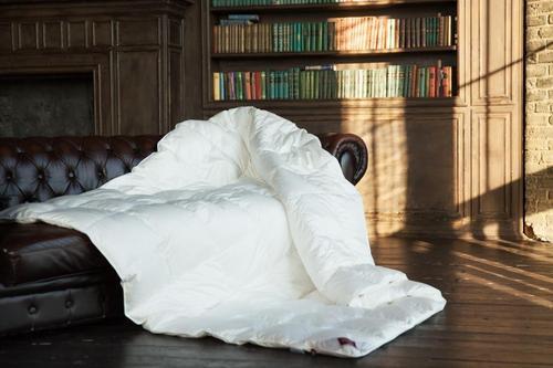Легкое пуховое одеяло 220х240 см Luxe Down Grass