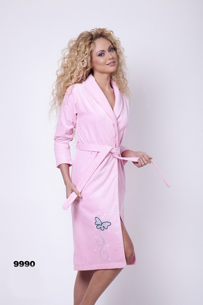 Женский халат Virginia Secret Pink V5