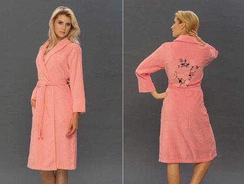 Женский халат VS Coral