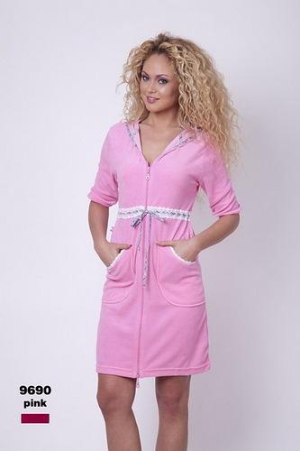 Женский халат Virginia Secret Pink V4