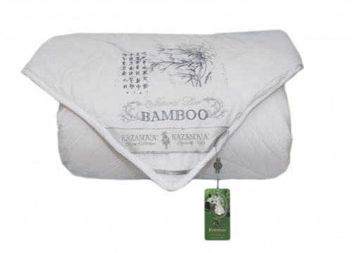 Всесезонное одеяло Kazanova 200х220 Bamboo