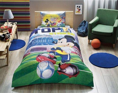 Детское постельное белье Disney Mickey Goal