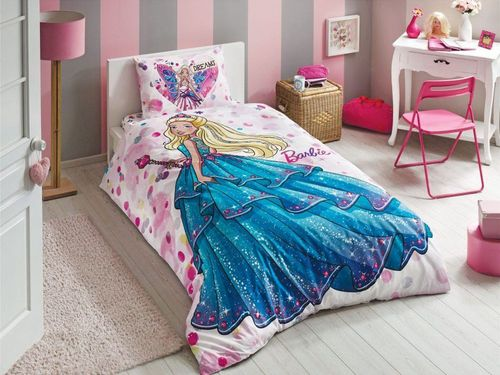 Детское постельное белье Barbie Dream