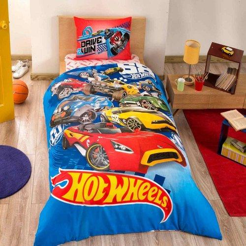 Детское постельное белье Hot wheels V01