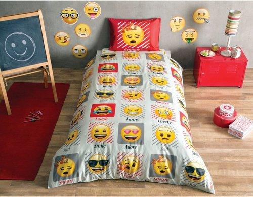 Детское постельное белье Emoji V01
