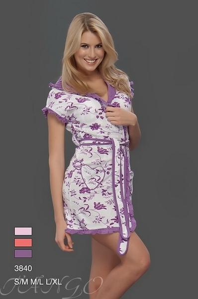 Халат женский Verginia Secret Purple V1
