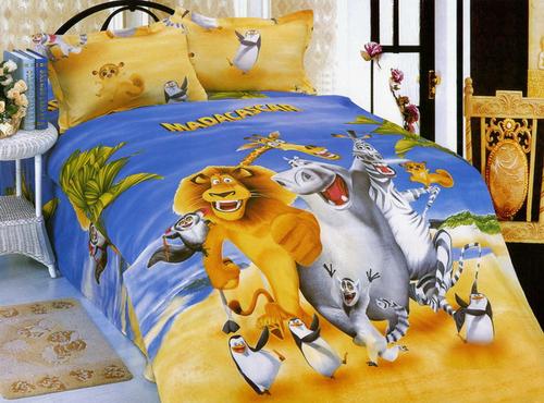 Детское постельное белье СВ10-37