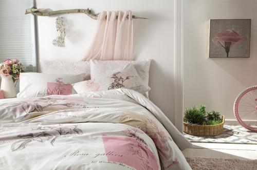 Постельное белье BETSY розовый