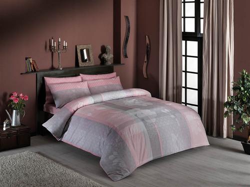 Постельное белье ALBA розовый