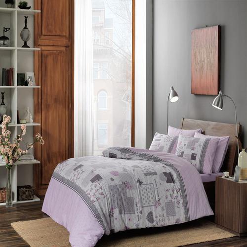 Постельное белье ELORA лиловый