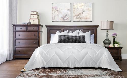 Одеяло 200х220 см Silver Бамбук
