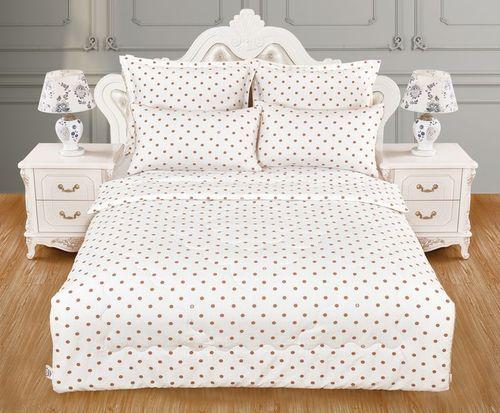 Детское постельное белье Преладо (бело-бежевый)