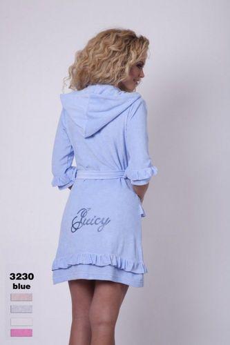 Женский халат Virginia Secret Blue V2