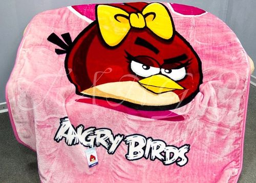 Детский плед Tango Angry Birds