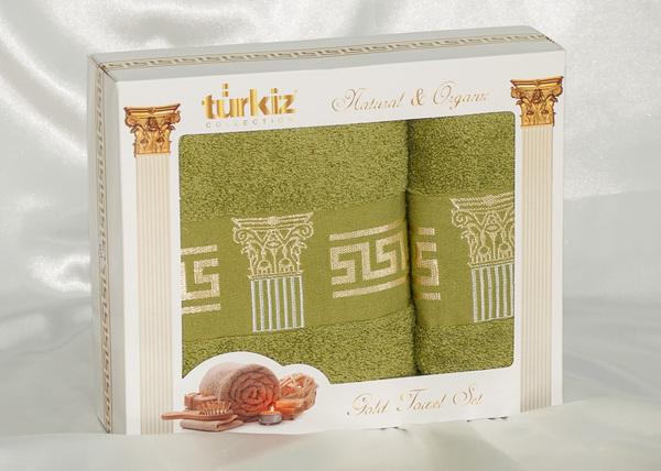 Набор полотенец Turkiz V2 Green