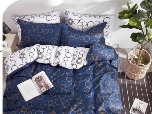Постельное белье Cleo Satin Lux SL 15/305-SL