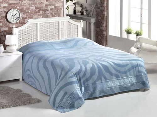 Простыня 200х220 см Gobel Bamboo Tiger Blue