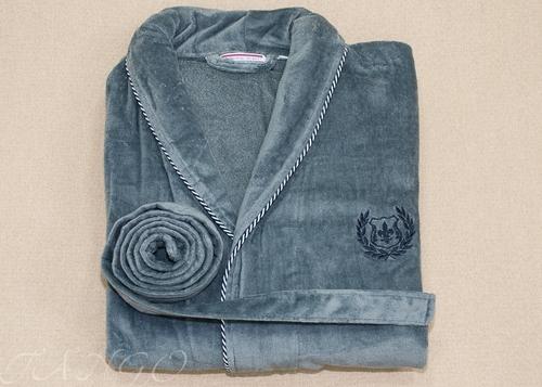 Махровый халат VS Grey V2