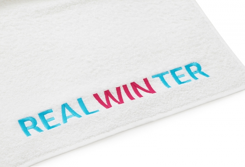 Полотенце Universiade 70х140 Logo Real Winter