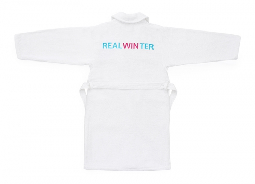 Халат Universiade Real Winter (размер XXL-XXXL)
