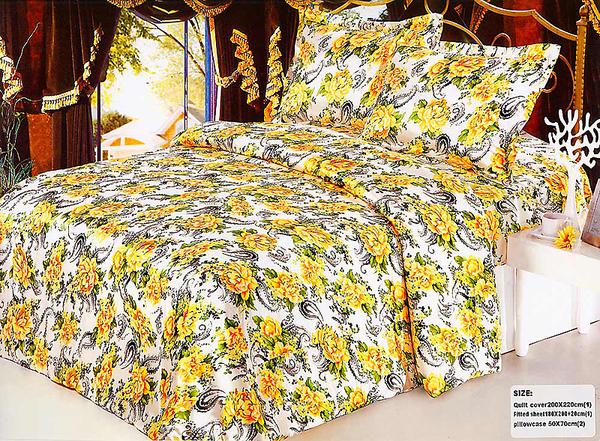Постельное белье Silk Flower