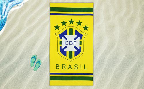 Полотенце пляжное Tango Brasil