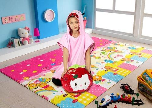 Халат-полотенце с капюшоном Tango 8244-03