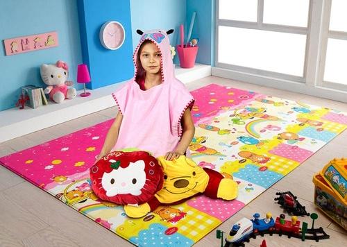 Халат-полотенце с капюшоном Tango 8244-05