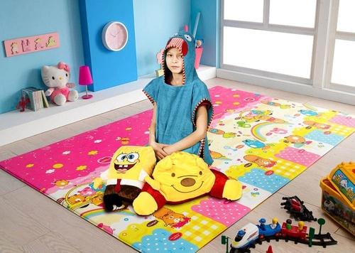 Халат-полотенце с капюшоном Tango 8244-09
