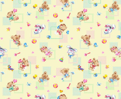 Подушка детская Cleo Экофайбер 50/039-PD