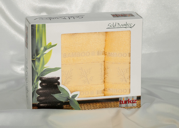 Набор полотенец Turkiz Yellow