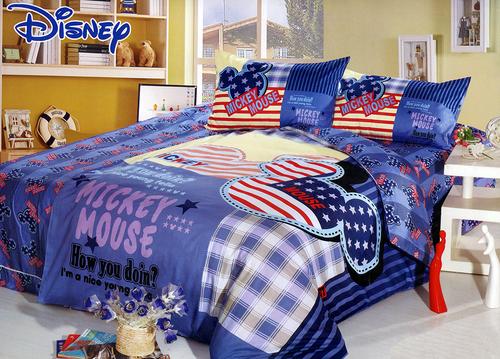 Детское постельное белье Mickey Mouse 1061-02