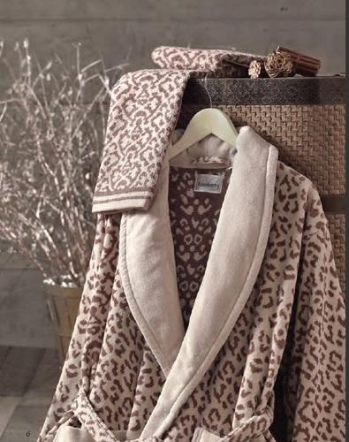 Халат женский Roseberry Leopard 12142-02