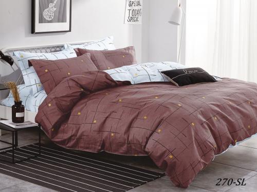 Постельное белье Cleo Satin Lux SL 41/270-SL