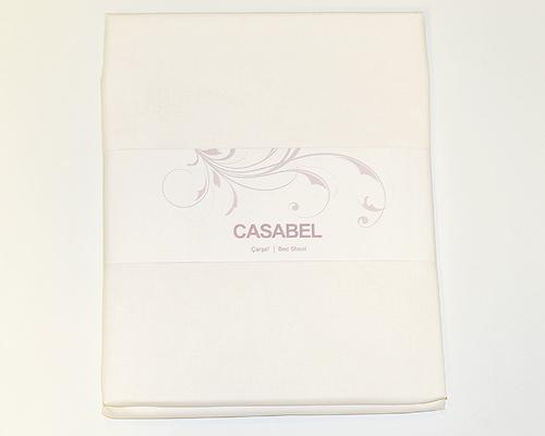 Простыня CASABEL 220х240 Cream
