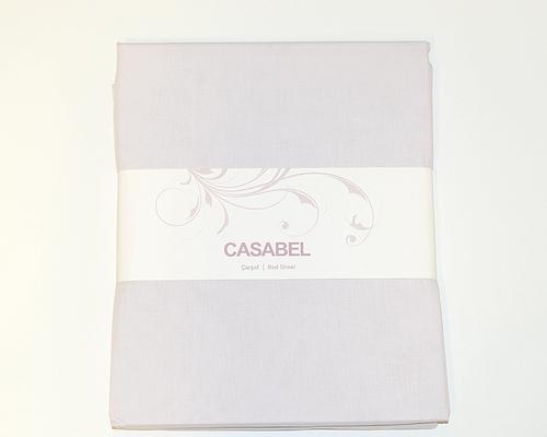 Простыня CASABEL 160х240 Grey