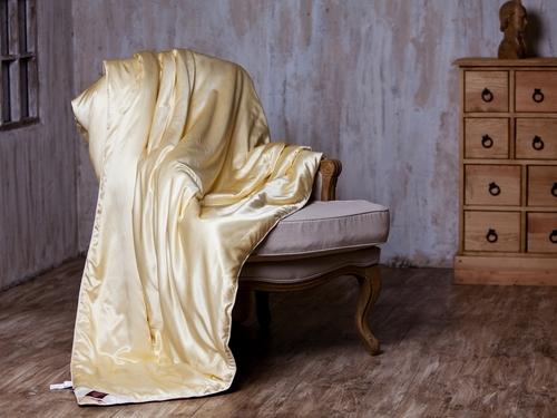 Всесезонное одеяло 200×220 см Great Silk Grass