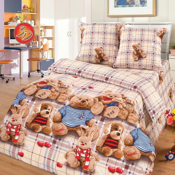 Детское постельное белье Cleo 53/001-pd