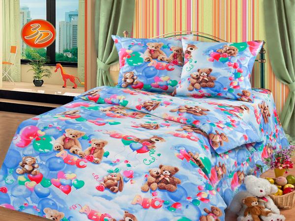 Детское постельное белье Cleo 56/017-ba