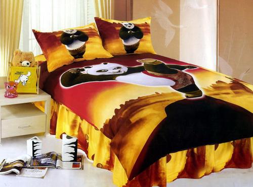 Детское постельное белье Kung Fu Panda СВ10-01
