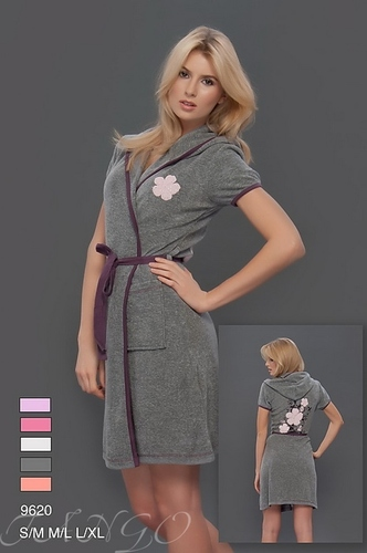 Халат женский Virginia Secret Pink V2