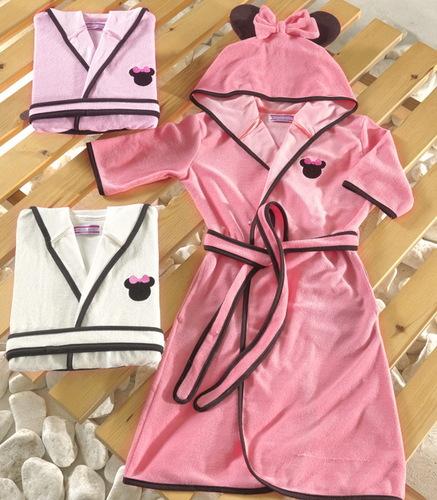Женский халат VS Minnie Mouse