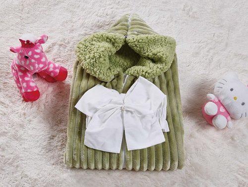Одеяло-конверт Infanty (мави)
