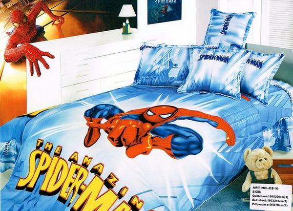 """Детское постельное белье """"Boy&Girl"""" Spider-Man 2"""
