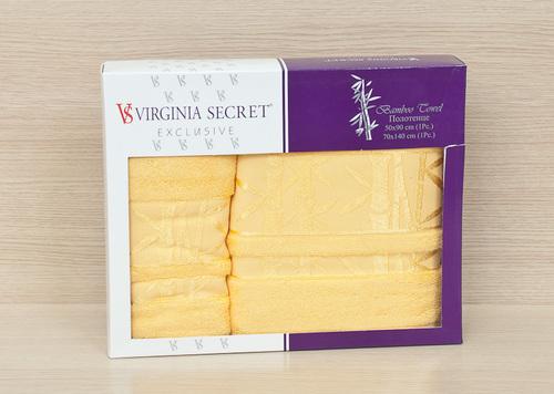 Набор полотенец Virginia Seсret V2 Yellow