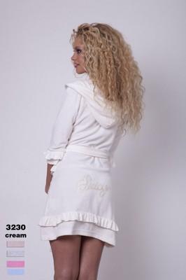 Женский халат Virginia Secret White V4